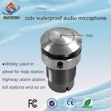 <b>SIZHENG</b> SIZ 155 86 box <b>CCTV</b> audio microphone wall video ...