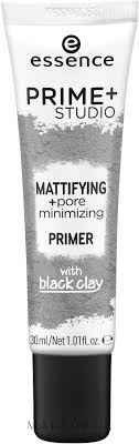 <b>Праймер для лица</b> - <b>Essence</b> Prime+Studio Mattifying+Pore ...