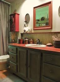 country bathroom colors:  ideas about primitive bathrooms on pinterest country baths country bathrooms and primitive bathroom decor