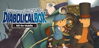 Layton: <b>Diabolical Box</b> in HD - Apps on Google Play
