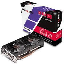 <b>Sapphire</b> Radeon PULSE RX 5500 XT 4G GDDR6 Graphics <b>11295</b> ...