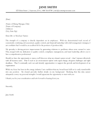 cover letter sample it letter format  cover letter sample cv