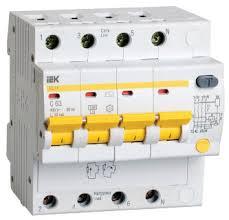 Купить автоматы электрические, автоматические <b>выключатели</b> ...
