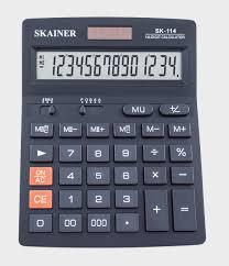 <b>Калькулятор Skainer SK-114</b>: купить за 480 руб - цена ...