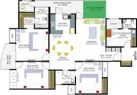 Floor Plan Design For House