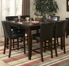 Dining Room Set Counter Height Counter Height Dining Room Set 3276 36 24 7 Set At Beyond Stores