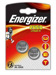 <b>Батарейки Energizer</b> для электронных устройств - <b>CR2450</b> Russian