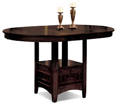 The Brick Dining Room Furniture Dalton Chocolate Counter Height Table The Brick