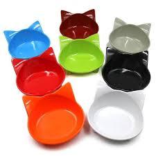 <b>Cat</b> Shaped Food <b>Bowl</b> - FreakyPet