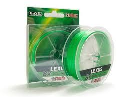 Леска Fanatik Lexus PE X8 ( 0 4) 0 10mm 140m Light Green ...