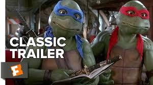 <b>Teenage Mutant Ninja Turtles</b> (1990) Official Trailer - Live Action ...