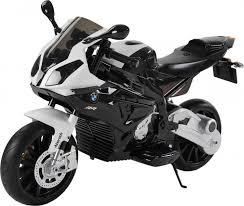 <b>Электромотоцикл Jiajia BMW S1000RR</b> - JT528-black | детский ...