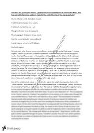 hsc hamlet essay   year  hsc   english  advanced    thinkswaphsc hamlet essay