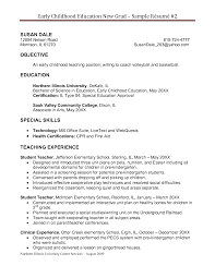 new teacher resume examples elementary school resume builder new teacher resume examples elementary school elementary teacher resume sample page 1 resume objective education graduate