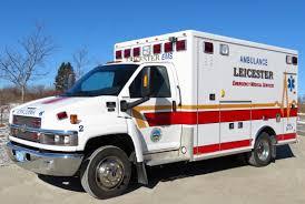 com leicester ems new ambulance 2