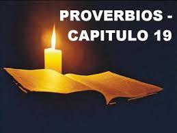 Resultado de imagem para imagens do capítulo 19 dos proverbios