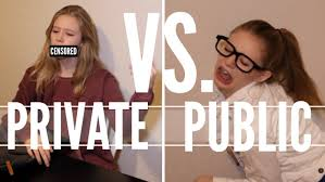 public school vs private school essay