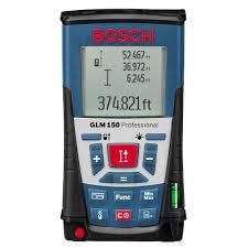 Лазерный <b>дальномер Bosch GLM</b> 150 Professional 0601072000 ...