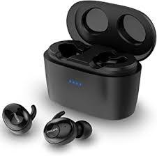 <b>Philips</b> UpBeat <b>SHB2515BK</b> True Wireless Earbuds with: Amazon.in ...