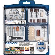<b>Набор насадок многофункциональных</b> 150 предметов <b>Dremel</b> ...