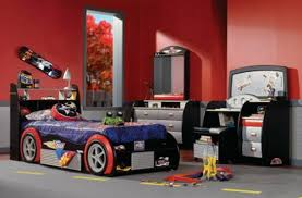 kids bedroom set with cars themed car themed bedroom furniture