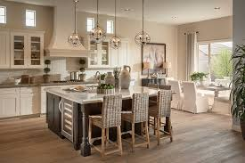 image credit camelot homes breakfast table lighting