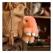 Кролик-брелок <b>GOOD MOOD</b> ПЕРСИКОВЫЙ — купить в ...