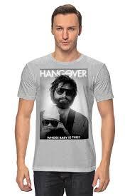 Футболка классическая Hangover #672038 от elenka14 по цене 1 ...