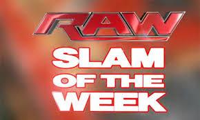 نتيجة بحث الصور عن Return of Orton – WWE Raw Slam of the Week 2/23