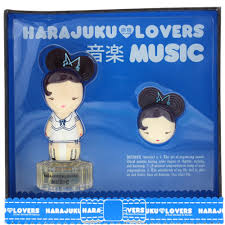 Gwen Stefani <b>Harajuku Lovers Music</b> Set EDT 30ml Gift Set