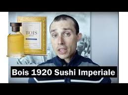 <b>Sushi Imperial Bois 1920</b> fragrance/cologne review - YouTube