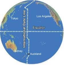 Image result for international date line