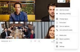Google Meet (formerly Hangouts Meet) - Free Video Meetings