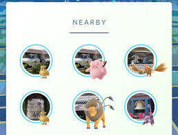 Pokemon Go beta-testing new and improved Nearby tracker ...