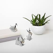 Держатель для <b>колец</b> Origami <b>лебедь</b> хром от (арт. 1010122-158 ...