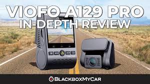 <b>VIOFO A129 Pro</b> Duo 4K | In-Depth Review | BlackboxMyCar ...