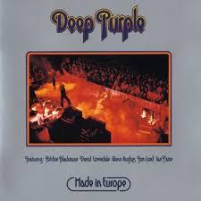<b>Deep Purple</b> - <b>Made</b> in Europe - LP – Rough Trade