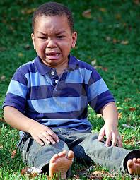 Image result for african american child crying