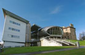 college essay help the davidson center from the ashes of edinburgh napier university jpg