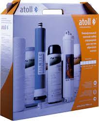 Набор <b>картриджей Atoll №102</b> STD для систем A-550 и A-560 ...