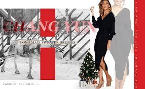 Chang Yun <b>Women's Long Maxi</b> Sweater Dresses <b>Sexy</b> Wrap ...