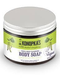 <b>Густое мыло</b> для тела <b>очищающее</b> 500 мл Dr.Konopka's 9862856 ...