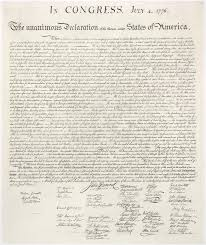 the declaration of independence the patriot post the declaration of independence 4 1776
