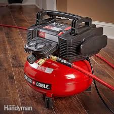 How to Choose a <b>Small Air</b> Compressor — The Family Handyman