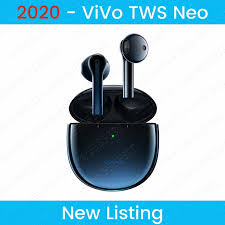 <b>vivo</b> TWS Neo 【<b>2020new</b>】<b>Original</b> Earbuds 14.2mm dynamic ...