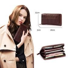 <b>2019 New Women's Genuine</b> Leather Wallet - $41.99 | PHONES ...
