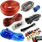 PAC SoundQuest 4-Gauge Amplifier Wiring Kit Multi SQK4ANL
