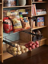 kitchen solution traditional closet: make it happen ci closet maid pantry candlelight basket sxjpgrendhgtvcom