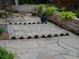 stone patio installation:  installing the patio paver stylish building a stone patio residence decor concept  images about backyard on pinterest outdoor patios