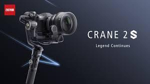 First Look: <b>Zhiyun</b> updates a legend with the new <b>Zhiyun Crane 2S</b> 3 ...
